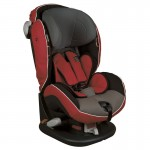 BeSafe iZi Comfort X3 ISOFIX  Fresh Red Grey
