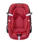 Maxi-Cosi Pebble Plus Robin Red Top View