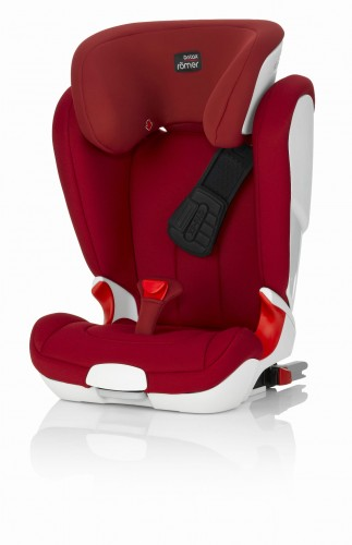 Britax-Roemer KIDFIX II XP Flame Red